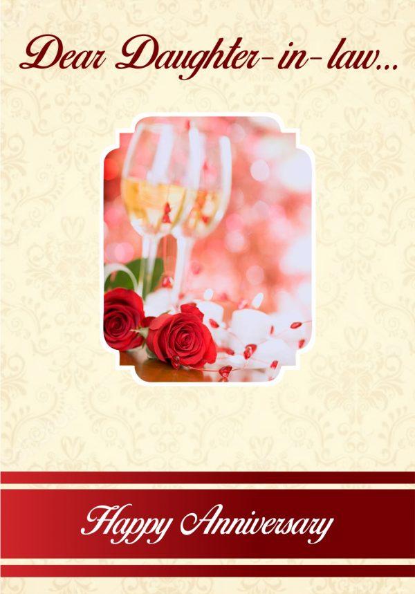 Anniversary Card AC0002