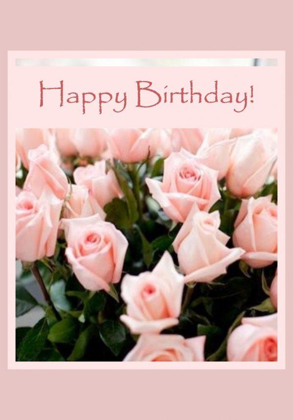 Birthday Card EBC 0001