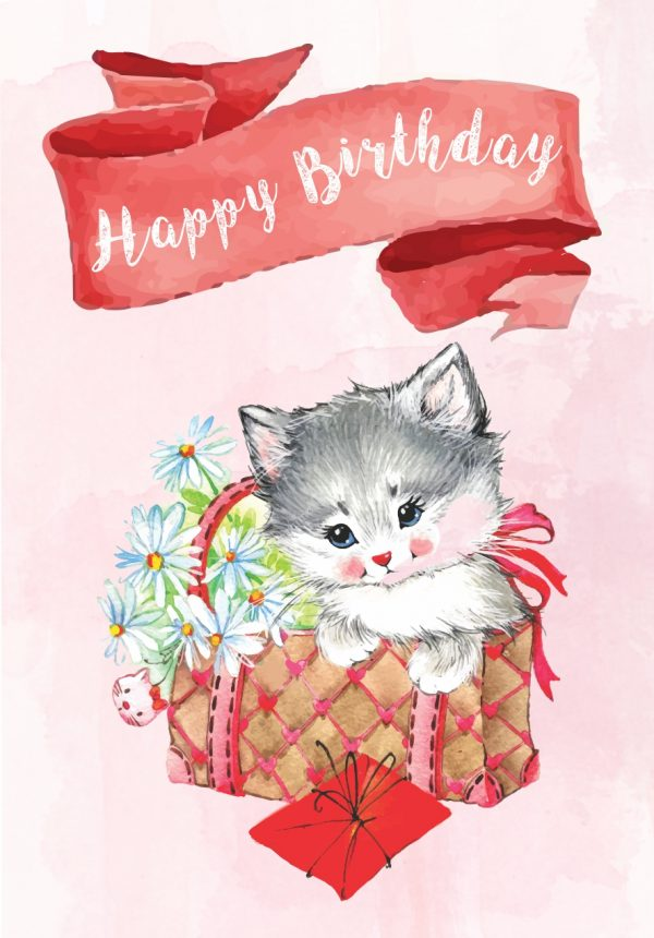 Birthday Card EBC 0003
