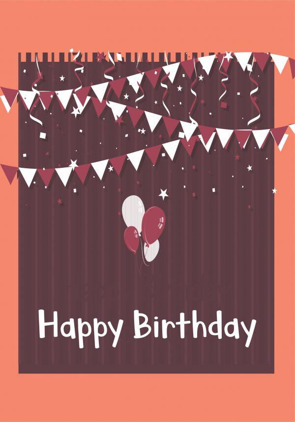 Ikhadi Birthday Card BC0017