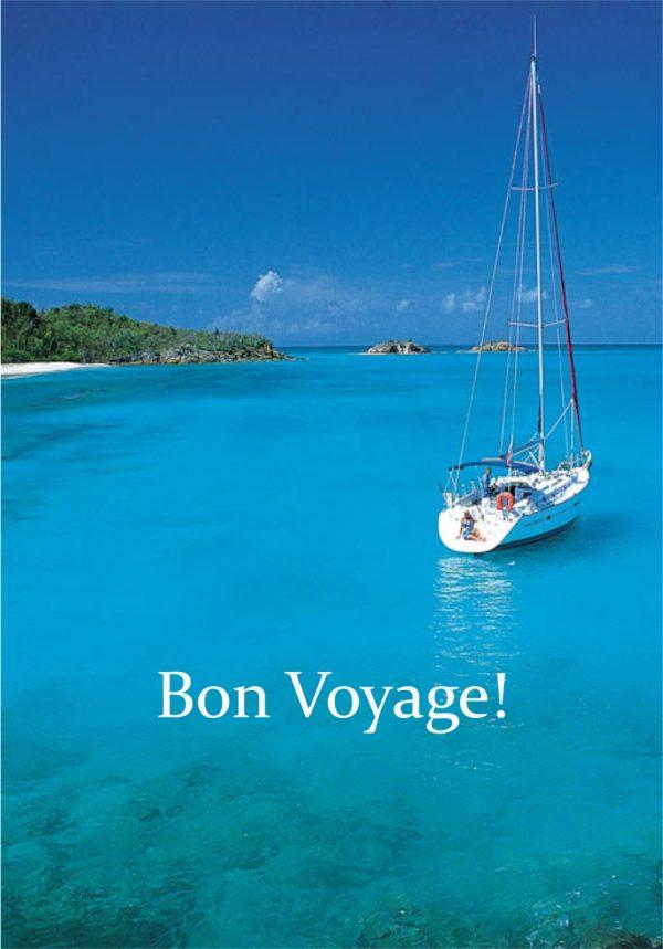 Bon Voyage Card EBV 0002