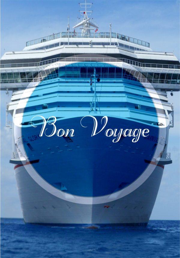Bon Voyage Card EBV0011