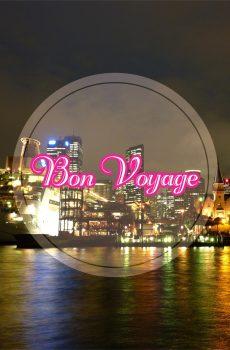 Bon Voyage Card EBV 0012