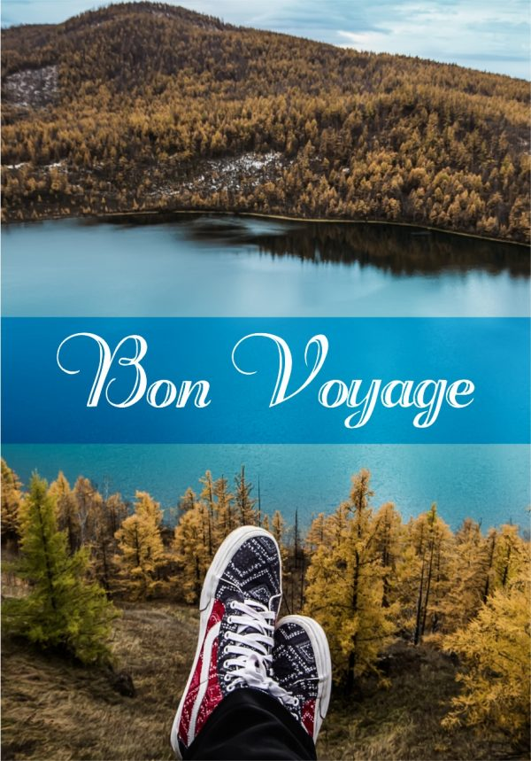 Bon Voyage Card EBV 0013